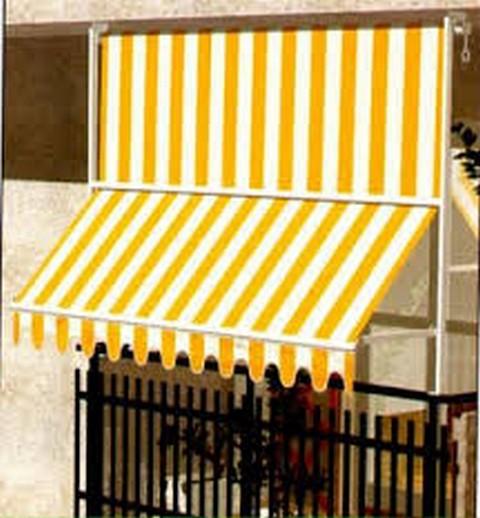 Prodotti tende da sole duesse - Binari per tende da esterno ...